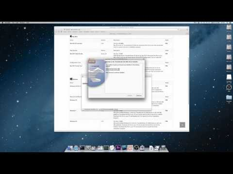 Installing ATTO Drivers for Mac OS X