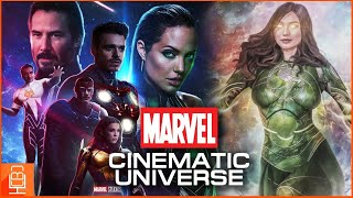 MCU's Eternals Best Pitch Ever According to Marvel Studios Producer