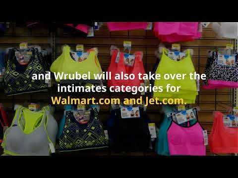 Walmart Buys Lingerie Company Bare Necessities