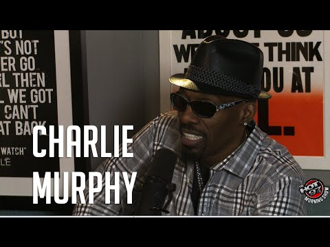 Charlie Murphy talks Black Jesus