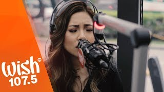 """Moira Dela Torre performs """"Tagpuan"""" LIVE on Wish 107.5 Bus"""