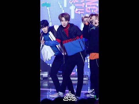 [예능연구소 직캠] 엔시티 유 보스 정우 Focused @쇼!음악중심_20180224 BOSS NCT U JUNGWOO