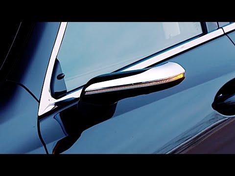 Virtual Exterior Mirrors on 2020 Lexus ES 300h (Geneva Car Show 2020)
