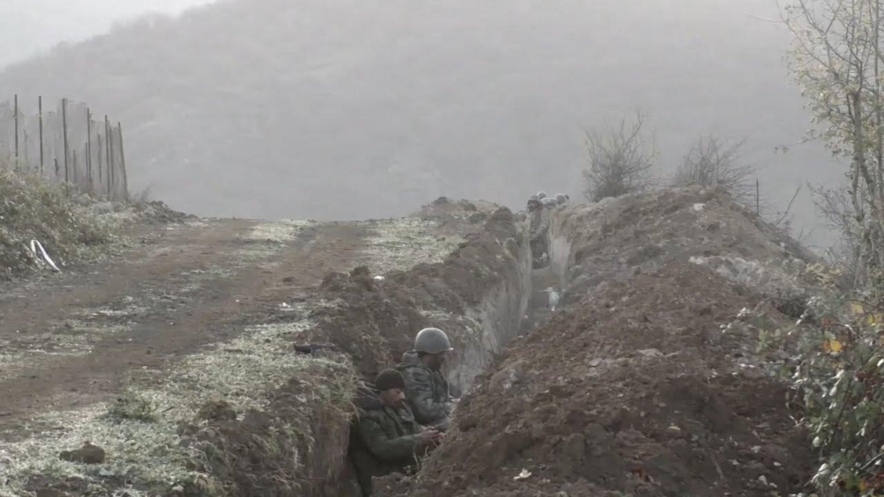Карабах: как обороняли Карин Так (Дашалты)