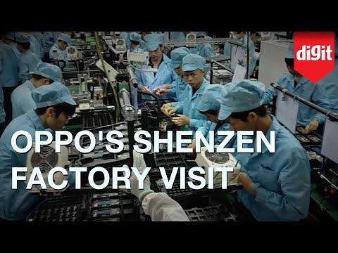 OPPO Shenzhen Factory Visit   Digit.in
