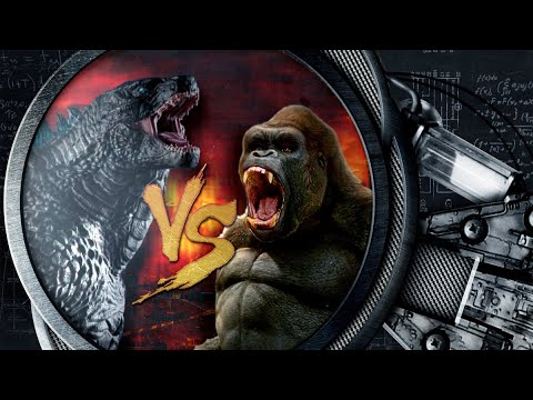 Godzilla VS King-Kong | Nerdologia