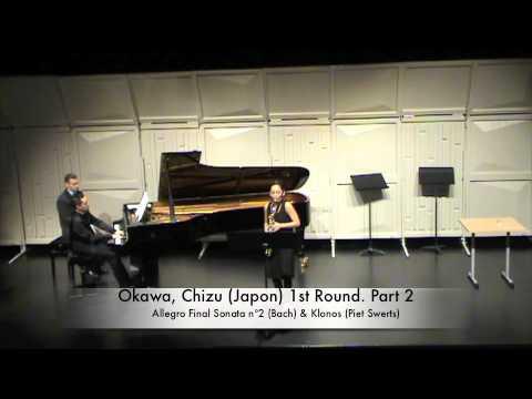 Okawa, Chizu (Japon) 1st Round. Part 2