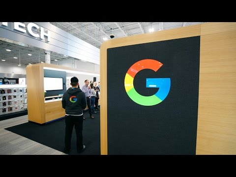 Google's FIRST Official STORE!