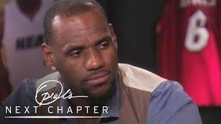 LeBron James Responds to Dan Gilbert's Criticism   Oprah's Next Chapter   Oprah Winfrey Network