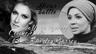 Divas vocal Battle: Celine Dion VS Shirley Bassey