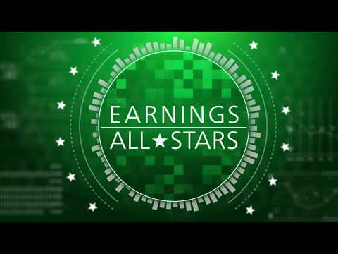 This Week's Most Amazing Earnings Charts