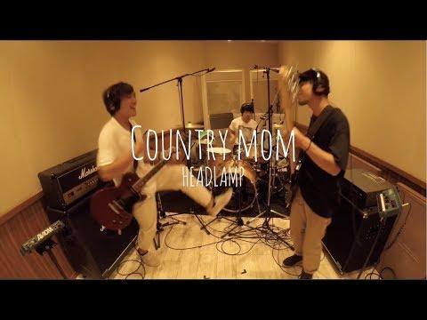 HEADLAMP 『Country mom』 #6ヶ月連続配信 第五弾