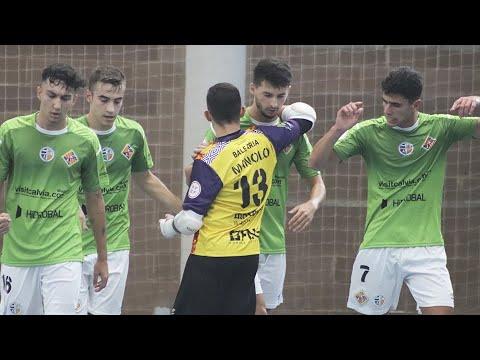 Segunda División | Visit Calvia Hidrobal - O Parrulo Ferrol