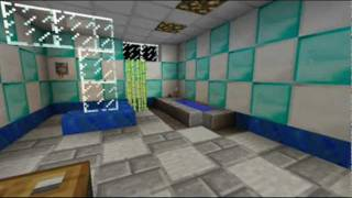All comments on minecraft bathroom design youtube for Bathroom designs minecraft