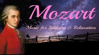 Mozart-  Two Hours of  Classical Music for Relaxation & Studying - Mozart Effect