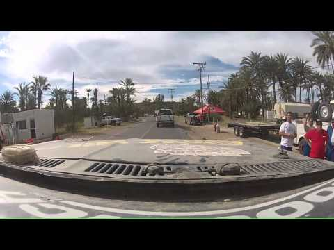 2012 SCORE Baja 1000 MBR - BFG pit 5 San Ignacio