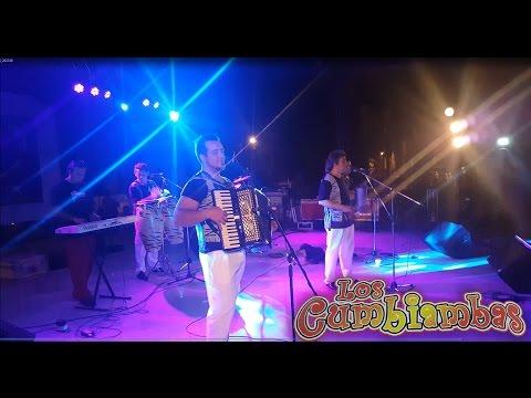 Los Cumbiambas - El guere guere en vivo San Javier
