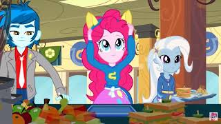 Cafeteria Song (Helping Twilight win the Crown)- My Little Pony Equestria Girls