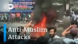 Sri Lanka: Anti-Muslim attacks on the rise | DW News