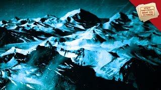 4 Things Beneath the Antarctic Ice