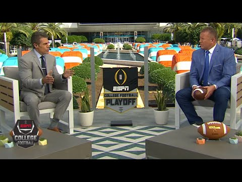 Fowler & Herbstreit preview Alabama vs. Ohio State | College Football Playoff