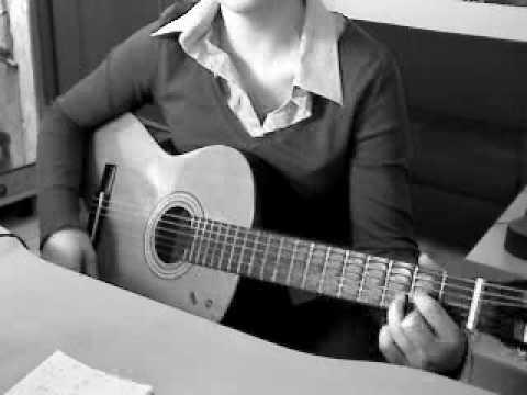 wie spielt man wie sch n dass du geboren bist tutorial how to play gitarre german. Black Bedroom Furniture Sets. Home Design Ideas