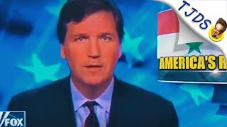 Tucker Carlson Tells Truth About Syria - Crosses Trump