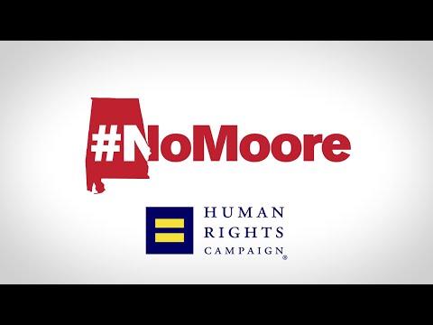 Say #NoMoore to Alabama Chief Supreme Court Justice Roy Moore