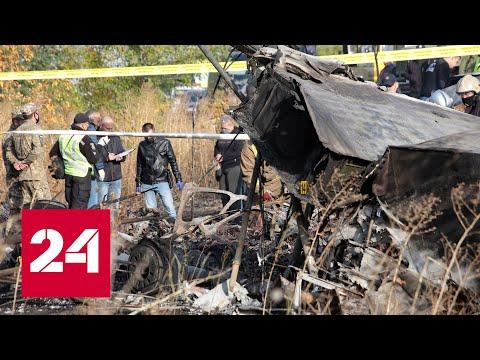 Катастрофа под Харьковом: единственного выжившего скоро выпишут из больницы