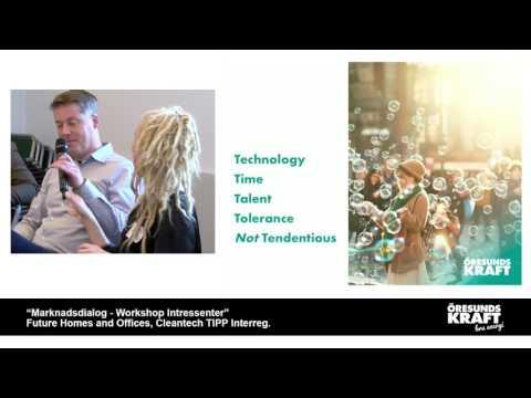 Marknadsdialog – Workshop Intressenter