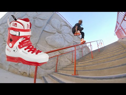Video USD SWAY WATCH PRO boots white red