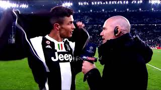 Cristiano Ronaldo interview  after 3:0 hat trick