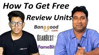 How to Get Gadgets for Unboxing as a Youtuber ! Ft - Sadik Shaikh ! Gadget World 360