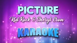 Kid Rock & Sheryl Crow - Picture (Karaoke & Lyrics)