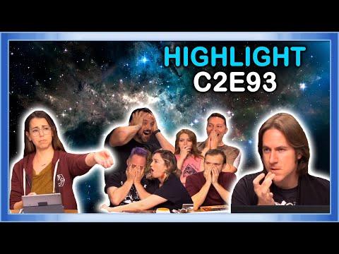 Laura Bailey becomes LEGENDARY | Critical Role C2E93 Highlight