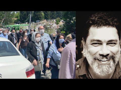 Zeki Alasya'nın 48 yaşındaki damadı vefat etti... Zeynep Alasya ayakta durmakta güçlük çekti