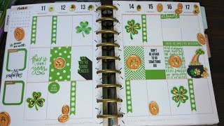 Decorate With Me: March 11-17    Happy St. Patrick's Day