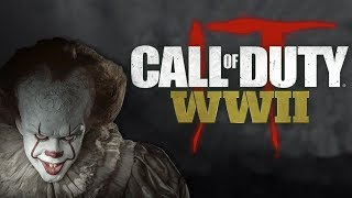 PENNYWISE VOICE TROLLING ON CALL OF DUTY WW2