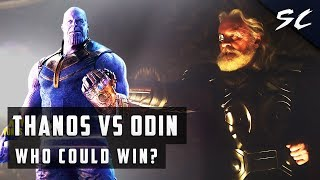 What if Thanos Fights Odin in MCU | Explained in Hindi