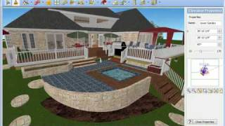 Hgtv Home Design Software Using The View Options Youtube