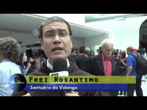 ASJ Notícias - Museu Pelé - Frei Rosantimo