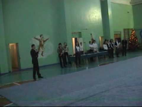 Чемпионат г.Мариуполя по ушу таолу 26.12.2009