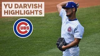 Yu Darvish: South Bend Rehab Highlights 8/19/18