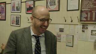Men In Blazers: Full English Breakfast at the Recency Cafe | Ep. 7