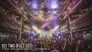 Spafford - Set 2 | 12/30/19 | San Francisco, CA