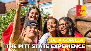'Experience Pitt State - #BeAGorilla