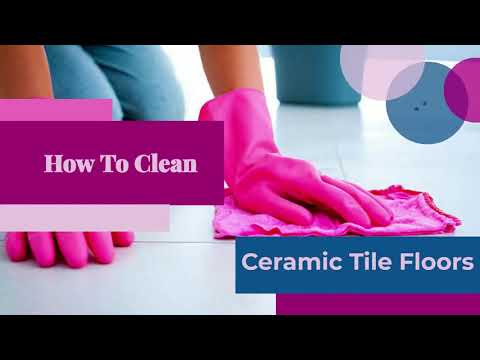 Here's Exactly How to Clean Your Ceramic Tile Floors
