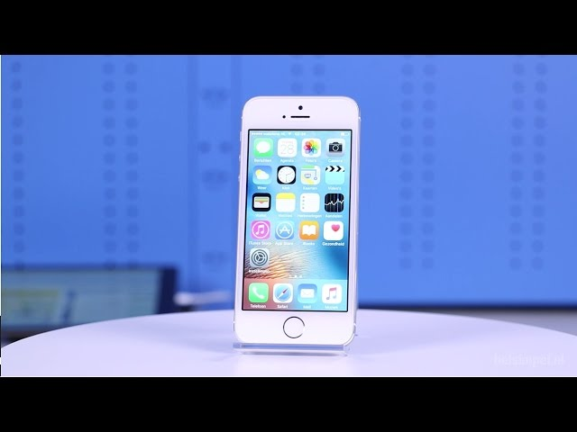 Belsimpel.nl-productvideo voor de Apple iPhone 5S