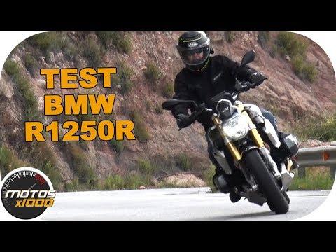 Test BMW R1250R