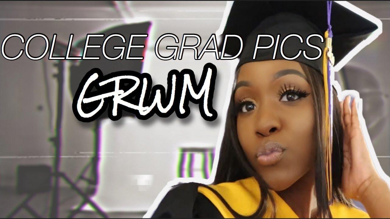 Grwm College Grad Pics Vlog Bts Aatiyah Rose An eventful first day of college grwm/vlog ☆ hey! grwm college grad pics vlog bts aatiyah rose